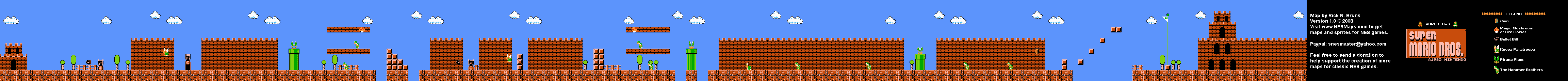 Home super mario brothers map select prev map next map